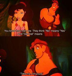 I love Hercules! Meg is probably my favorite Disney character