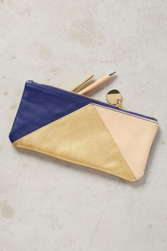 Shop the Leather Patchwork Pencil Case and more Anthropologie at Anthropologie today. Read customer reviews, discover product details and more.
