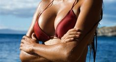Roche at the Bloomfield Laser & Cosmetic Surgery Center to learn about breast enhancement surgery, fat transfer, and fat grafting. Breast Growth Tips, Spray Tan Tips, Silicone Implants, Operation, Bigger Breast, Plastic Surgery, Sexy Lingerie, Luxury Lingerie, Maui Beach