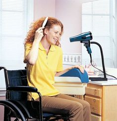 Patterson Medical Hands-Free Hair Dryer Pro Stand 2000 The Hands-Free Hair Dryer Pro Stand 2000 allows users to use a hair dryer hands free. Dryer Stand, Best Electric Shaver, Hair Dryer Holder, Adaptive Equipment, Home Health Care, Medical, Free Hair, Styling Tools, Color Negra