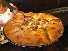 Tulsa has awesome food- Andolini's Pizza