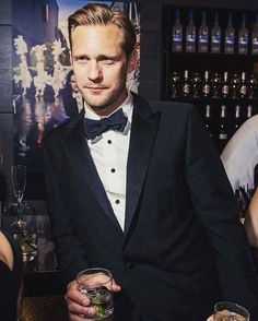 """664 Likes, 9 Comments - Alexander Skarsgard (@worldofskarsgard) on Instagram: """"ELLE.com chatted with Skarsgård about being featured in ELLE.com's Hot Topic column: . """"I'm very…"""""""