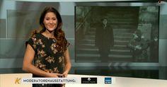 SERVUS TV/Kalenderblatt || Claudia Hummer in Andrea Sauter Swiss Fashiondesign