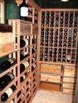 Custom-designed Wine Cellars to Fit Your Lifestyle by alanswinecellar.com