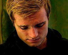 Josh Hutcherson gif - Peeta Mellark - Hunger Games - Mocking jay part 2