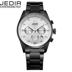 >> Click to Buy << 2017 JEDIR Mens Watches Top Brand Luxury Quartz Watch Men's Fashion Sports Watches Gift Box Free Ship #Affiliate