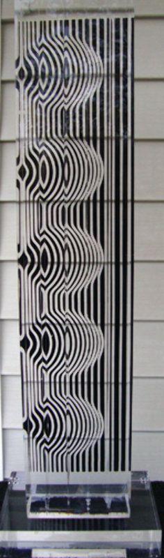 victor vasarely sculptures - Google keresés