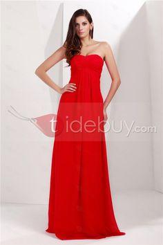 Hot A-line Sweetheart Floor-Length Taline's Evening/Prom Dress : Tidebuy.com
