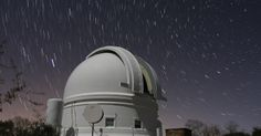 Palomar Observatory with it's 200-inch Hale Telescope in California.