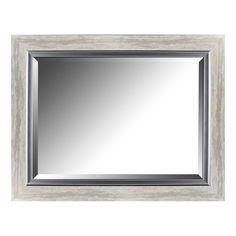 Gardner Glass Products Mirror Frame Kit 60 X 36 Humboldt Nickel ...