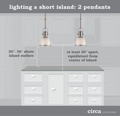 Kitchen Lighting Remodel all in the details: ceiling fixtures - Circa Lighting Kitchen Island Lighting, Kitchen Lighting Fixtures, Kitchen Pendant Lighting, Kitchen Pendants, Ceiling Fixtures, Kitchen Islands, Island Pendants, Dining Pendant, Island Pendant Lights