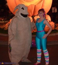 Oogie Boogie - Homemade costumes for adults