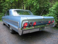 64 impala Chevy Impala, Hot Rods, Antique Cars, Classic Cars, American, Art, Vintage Cars, Art Background, Kunst