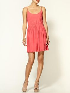 Coral Dresses #2dayslook #lily25789  #CoralDresses  www.2dayslook.com