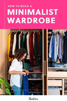 From saving time in the morning to saving money, here's why you should consider a minimalist wardrobe—and how to create one. #minimalist #wardrobe #style Minimalist Wardrobe, Minimalist Fashion, Saving Time, Saving Money, French Girls, White Pants, White Tees, Star Fashion, A Line Skirts
