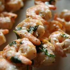Grilled Marinated Shrimp Recipe - Key Ingredient