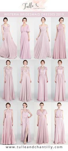 aa74351c70 wisteria bridesmaid dresses 2019 with 0-30 sizes and 100+ colors  wedding