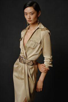 Ralph Lauren Looks, Ralph Lauren Style, Ralph Lauren Collection, Spring Summer Fashion, Autumn Winter Fashion, Fall Fashion, Safari Jacket, Fashion Show Collection, Fashion News