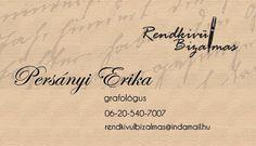 Egy másik névjegykártyaterv
