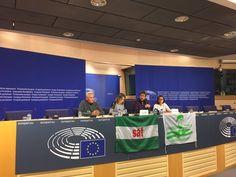.@SAT_nacional denuncia en el Parlamento Eu que tras 16 días de huelga de hambre por Bódalo no han tenido respuesta