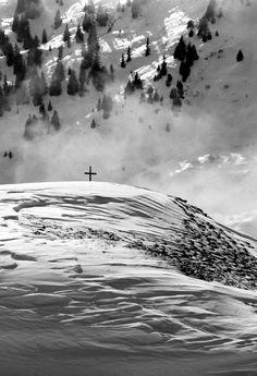 Vorab - Laax - Switzerland.  By Klaus Oppenheimer