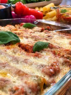 Cookbook Recipes, Pasta Recipes, Cooking Recipes, Mediterranean Recipes, Different Recipes, Lasagna, Recipies, Food And Drink, Dishes