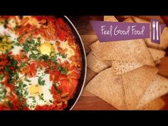HUEVOS RANCHEROS: FEEL GOOD FOOD RM- Sorted food. MAKING THIS NOW