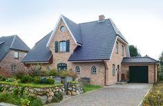 Verblendetes Einfamilienhaus, Morsum – Holzhäuser & Zimmerei Richardsen, Langenhorn
