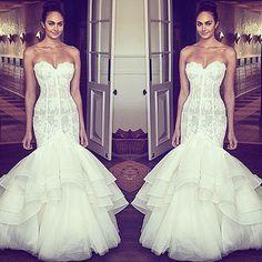 #mulpix Fab dress by @steven_khalil #bride #bridetobe #weddingday #weddingplanner #weddingdress #sayyestothedress #isaidyes #brampton #mississauga #weddingvenue #princess #mermaid #stevenkhalil #weddingceremony #event #details