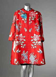 Coat  Cristobal Balenciaga, 1964  Kerry Taylor Auctions