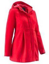 bpc bonprix collection Hamile giyim genişliği ayarlanabilir kapüşonlu kısa palto