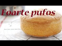 Romanian Desserts, Romanian Food, Cake Cookies, Vanilla Cake, Cheesecake, Pudding, Sweets, Youtube, Deserts