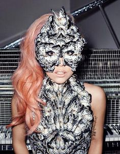 Lady Gaga Style Pictures - Fashion Shoot Pictures Of Lady Gaga - Harper's BAZAAR