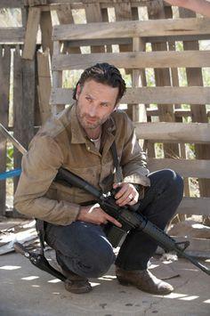 The Walking Dead Season 3 - RICK GRIMES