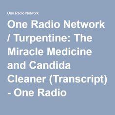 19 Best Turpentine images | Health, Natural medicine, Health, wellness