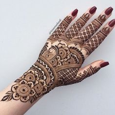 Mehndi Designs will blow up your mind. We show you the latest Bridal, Arabic, Indian Mehandi designs and Henna designs. Easy Mehndi Designs, Rajasthani Mehndi Designs, Henna Hand Designs, Dulhan Mehndi Designs, Latest Mehndi Designs, Bridal Mehndi Designs, Mehendi, Mehndi Designs Finger, Mehndi Designs For Girls