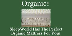 SleepWorld, the ONLY mattress factory in Austin, TX. You can even watch them make your bed through their large viewing window into their factory. Bob, the owner, is straightforward and direct. His products sell themselves. Great options and quality, including certified organic. Located on Burnet, between Steck and 183.