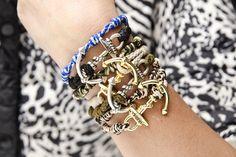 Scegli la tua combinazione preferita ed indossa il bracciale MIA's. Scopri la collezione completa su http://miasitaly.bigcartel.com/