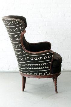 Mali Chair   Patina