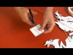 How To Make A Shadow Puppet - YouTube