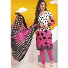Dress Material Cotton Designer Prints Unstitched Salwar Kameez Suit D.No DP2120