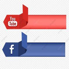 Banner Template Photoshop, Free Photoshop, Background Templates, Black Social Media Icons, Social Icons, Portfolio Web, Design Social, 3d Icons, Poster Background Design