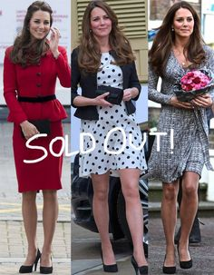 17 Clothing & Accessory Items That Sold Out After Kate Middleton Wore Them: #15 Is Just Astounding!  http://perez.ly/1qZyeQL