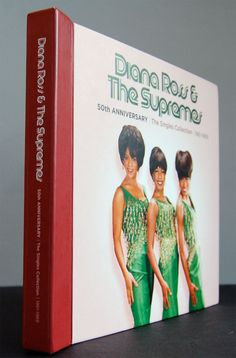 Diana Ross & The Supremes  - 50th Anniversary The Singles Collection