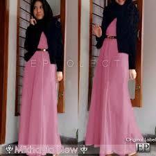 gaya fashion terbaru 2015. hijab style 2015