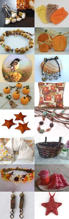 Celebrating Autumn by Jessica and Bryan King on Etsy--Pinned with TreasuryPin.com