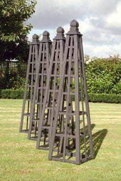 Gray Obelisks