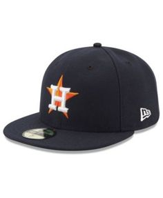 New Era Houston Astros 2017 World Series 59FIFTY On-Field Patch Fitted Cap - Blue 7 5/8