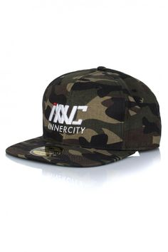 Innercity Cartel Innercity Camo Snapback Cap-Innercity Cartel    Shop the whole Innercity Cartel best selling collection at www.71queens.com. New arrivals weekly! Free delivery available. #camo #snapback #streetwear
