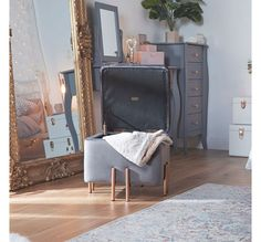 Grey Velvet Square Storage Stool   Beautify Grey Storage Bench, Storage Stool, Seat Storage, Ottoman Furniture, Bedroom Furniture, Dressing Table Desk, Headboard With Shelves, Outdoor Dining Chair Cushions, Mid Century Dining Chairs